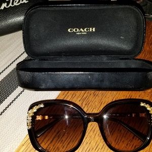 COACH sunglasses- rare